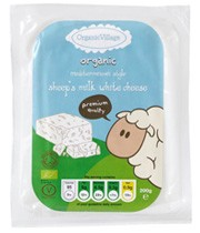 Sheep's Milk White Cheese 200g