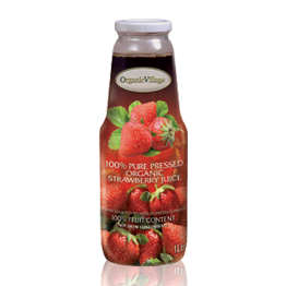 Strawberry Juice 1L