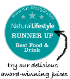 Natural Lifestyle Runner Up