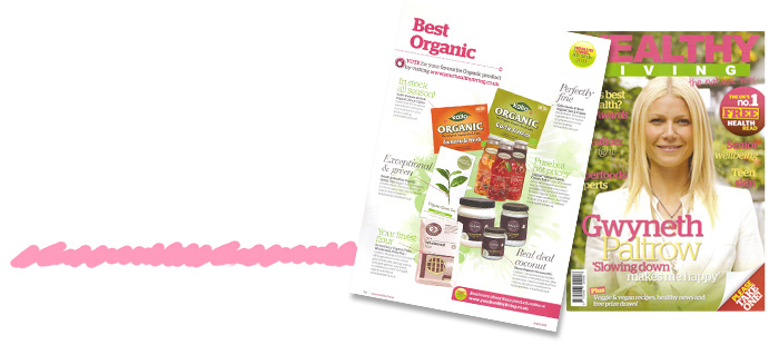 Your Healthy Living Magazine Article